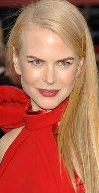 Tıpkı Nicole Kidman'a olduğu gibi...